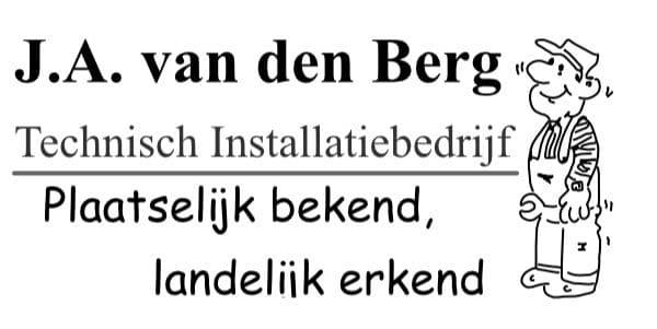 Technisch Installatiebedrijf J.A. van den Berg