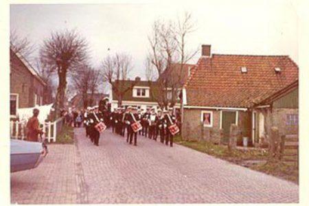 Exmorra- Dorpsstraat 1967